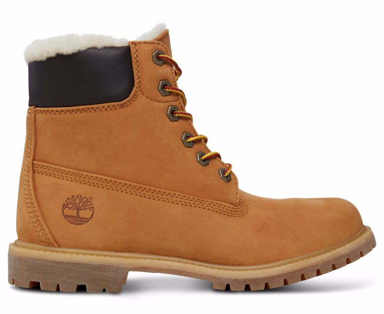 Timberland 6-inch Premium Boot Warm Lined W 957e3fed6d