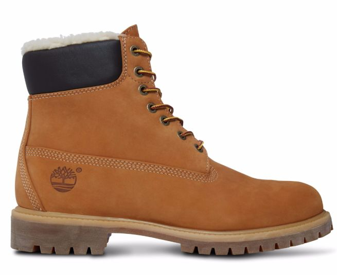 Timberland 6 inch Premium Boot Warm Lined