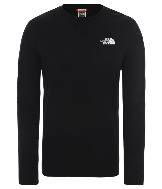 The North Face L/S Red Box Tee