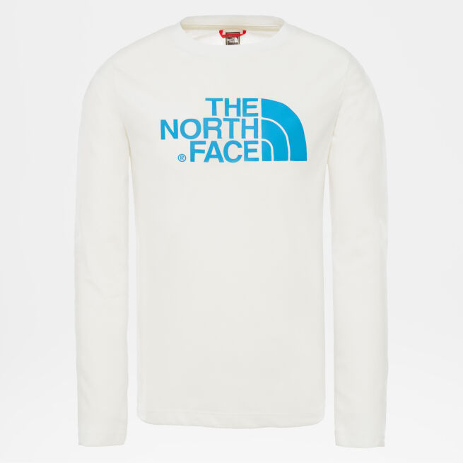 The North Face Easy L/S Tee Youth