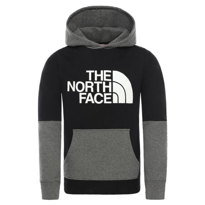 The North Face Drew Peak Light Block Hoodie Youth