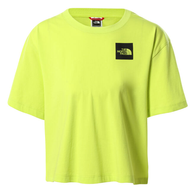 The North Face Cropped Fine Tee