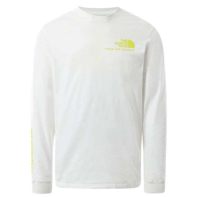 The North Face Base Fall Graphic L/S Tee