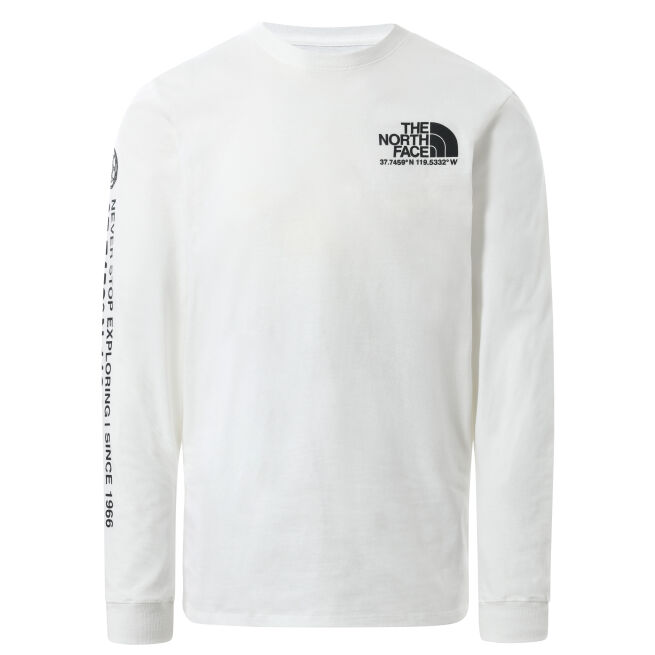 The North Face Coordinates Long sleeve Tee
