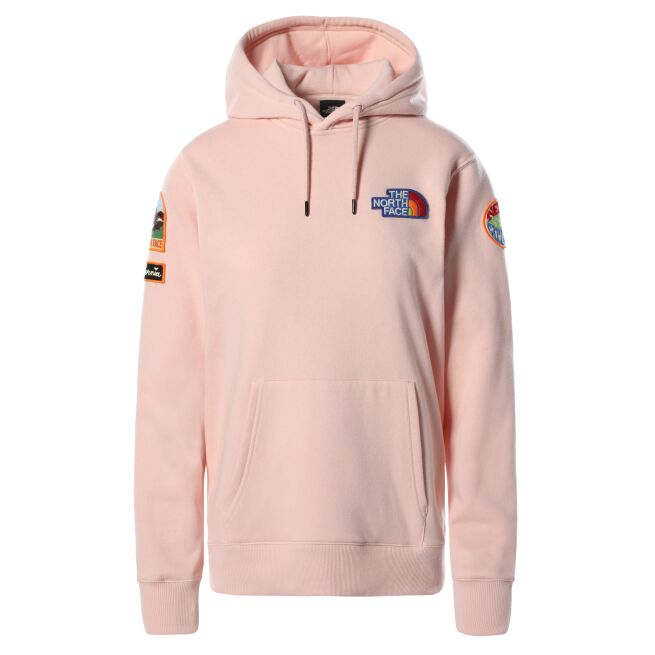 The North Face Novelty Patch Pullover Hoodie W