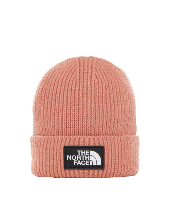 The North Face TNF Logo Box Cuff Beanie