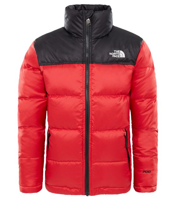 The North Face Nuptse Down Jacket Kids