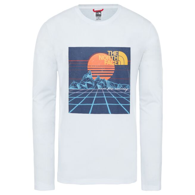 The North Face LS Throwback Tee