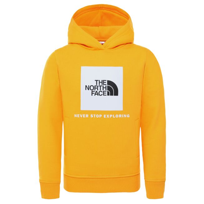 The North Face New Box Crew Hoodie Youth