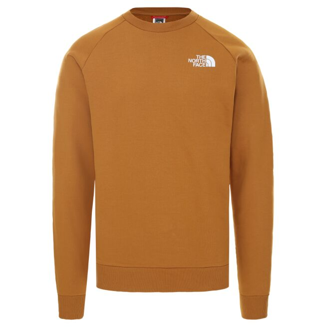 The North Face Raglan Red Box Crew