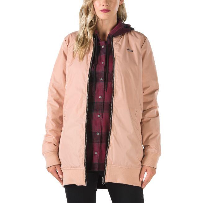 Vans Boom Boom Reversible Long MTE jacket W
