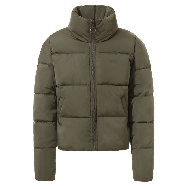 Vans Foundry Puffer Jacket W