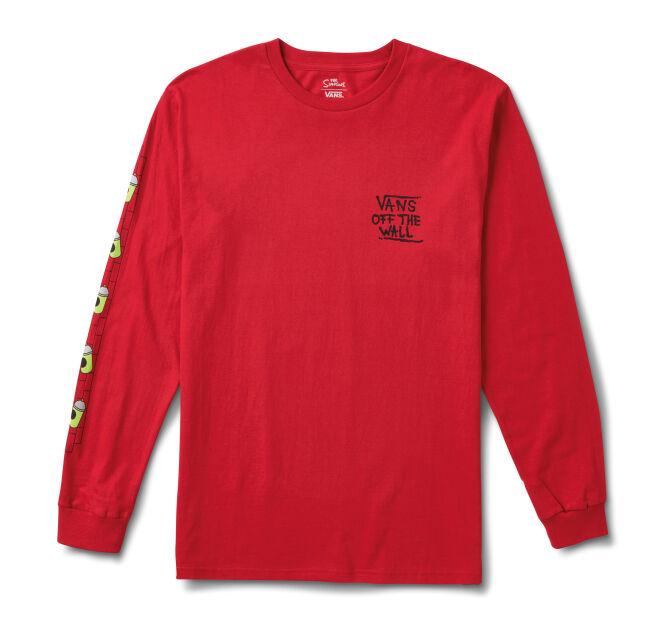 Vans El Barto Long Sleeve T-shirt