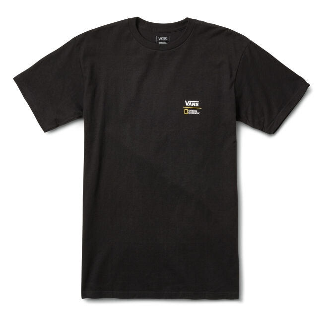 Vans Globe SS Tee National Geographic