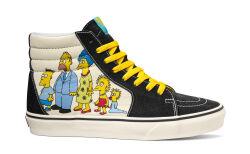 Vans SK8-Hi The Simpsons 1987