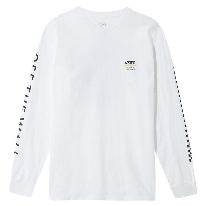 Vans Globe LS Shirt National Geographic