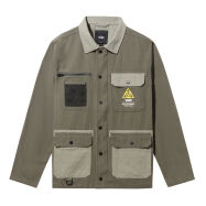 Vans Dhrill Chore Coat Military