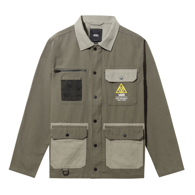 Vans Dhrill Chore Coat Military