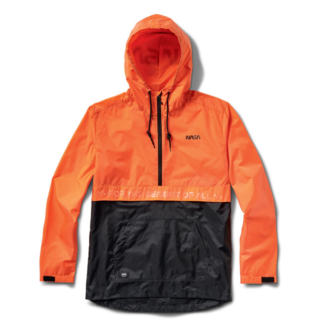 Vans Space Anorak NASA
