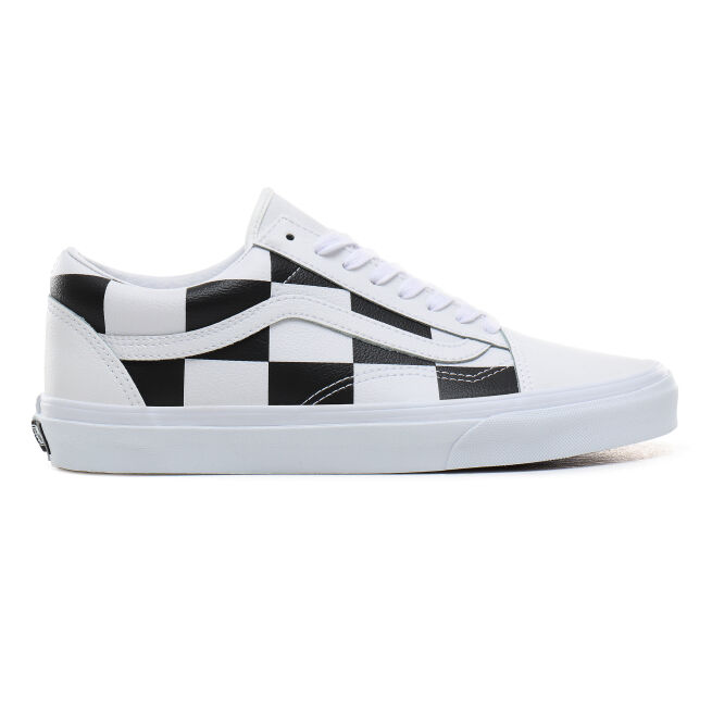 Vans Old Skool Leather Check