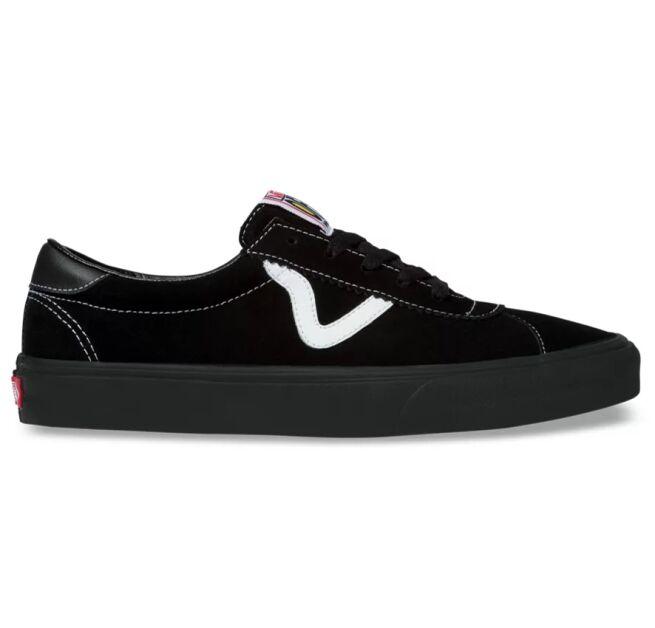 Vans Suede Vans Sport Shoe