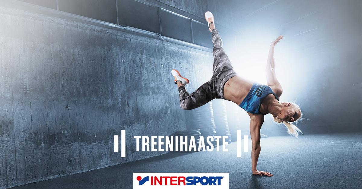 Treenihaaste - Intersport Finland ed7ddbaed8